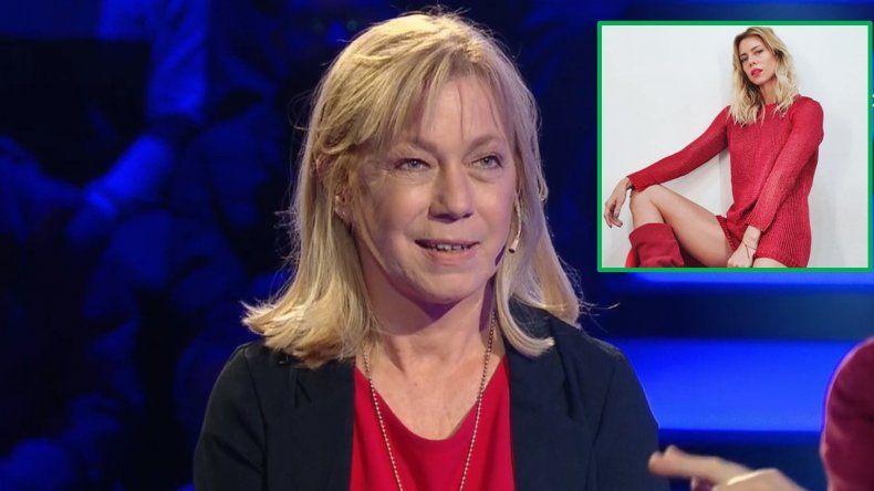 La madre de Nicole Neumann participó del programa de Santiago del Moro: mirá cuánta plata ganó