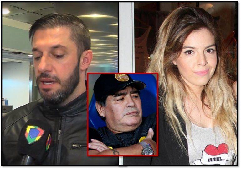 Lapidaria guerra entre Morla y Dalma Maradona: el abogado la acusa de pedir dólares y la joven señala que paga las consecuencias por no arreglar