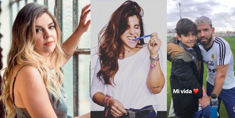 ¿Nueva guerra? Fuerte mensaje de Dalma Maradona a su hermana Gianinna, el día del cumpleaños del Kun Agüero: Siempre poniendo a tu hijo como prioridad