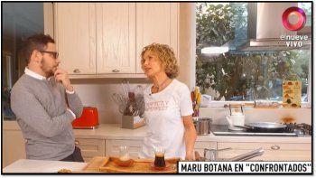 Maru Botana le contestó a Yanina Latorre y contó por primera vez por qué dijeron que se colgó de Edenor