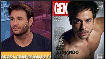 Tomás Dente vs su hermano Fernando: Mi mamá y papá se murieron y no tienen la posibilidad de defenderse