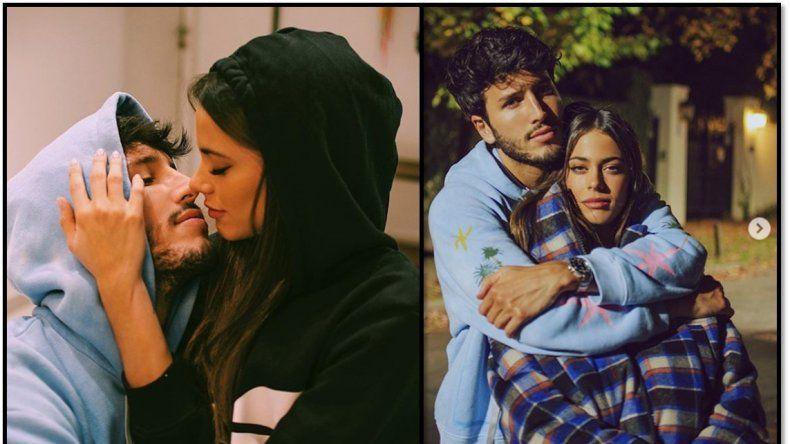 Muy enamorados: Tini Stoessel y Sebastián Yatra confirmaron su noviazgo