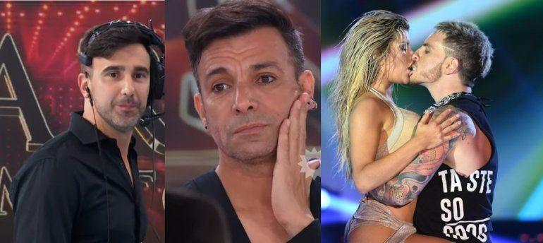 Se reveló el mito; Bossi y Hoppe contaron cuando le hicieron guardia a Laurita Fernández y la pescaron con Fede Bal: Íbamos cazando injusticias