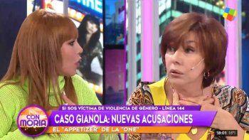 Furioso cruce entre Nora Cárpena y Celina Rucci: Soy vieja pero tengo buen oído