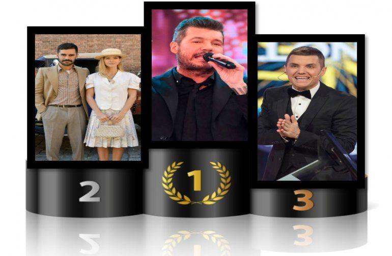 Showmatch superó a ATAV y Del Moro los sigue de cerca: mirá los ratings de ayer