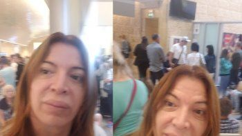 Demoraron a Lizy Tagliani en el aeropuerto de Israel: Me sacaron el pasaporte
