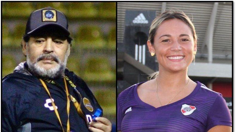 El motivo por el que Maradona no se presentó a la audiencia del reclamo económico que inició Rocío, y ¿cuál es la estrategia?