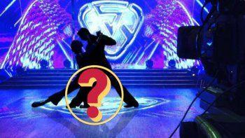 pareja del super bailando no se banca: el renuncio, la produccion logro convencerlo y se queda