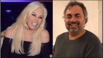 Susana eligió a Roberto Moldavsky para hacer humor este año en su programa