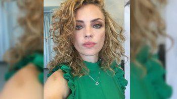 Dolores Fonzi publicó una foto de la época mientras transitaba su enfermedad: Recuerdos de éste 2019 que ya se podría ir yendo