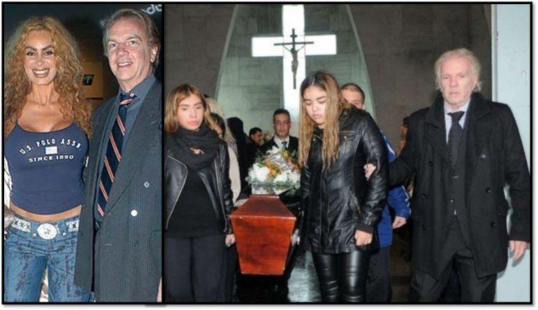 Después de la muerte de Beatriz Salomón, su ex Alberto Ferriols realizó un posteo con un mensaje especial