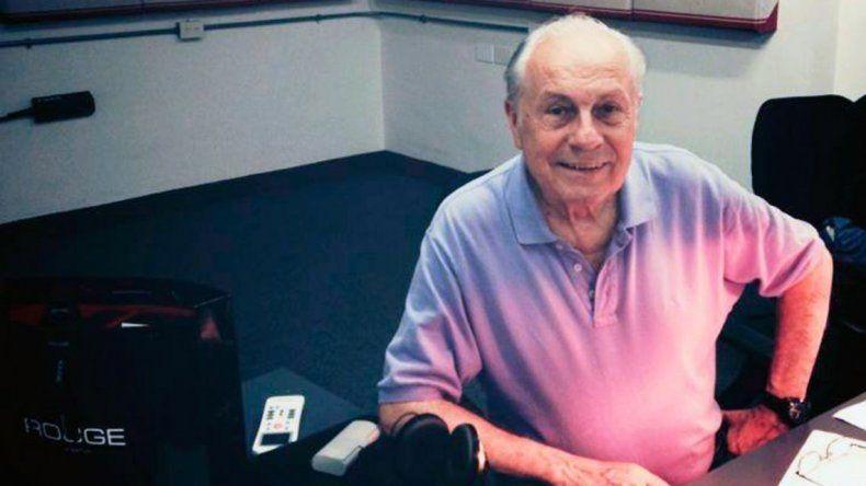 Murió Edgardo Mesa, a los 81 años