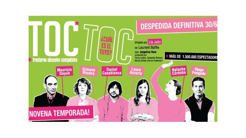 Toc Toc se despide agregando funciones y promete regresar