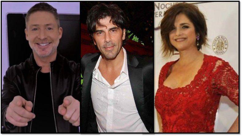Los secretos de la fiesta de Polka: No apareció Darthés en los videos y el factor Araceli González