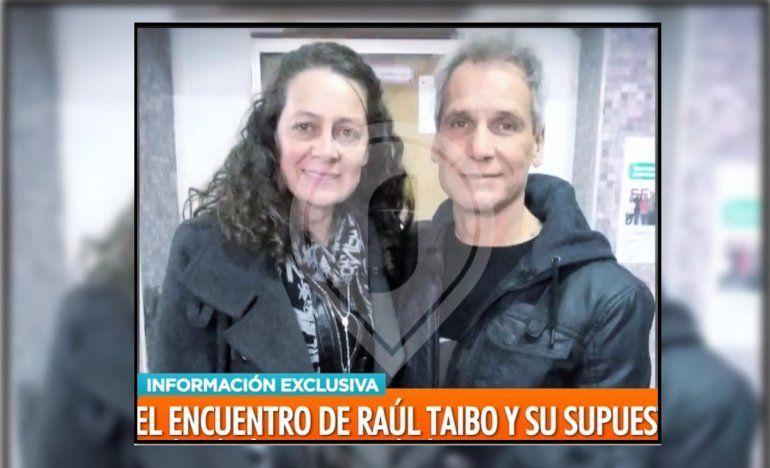 Raúl Taibo y su supuesta hija se encontraron y se hicieron el ADN