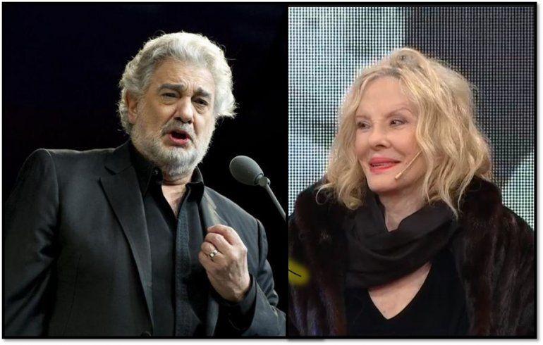 Libertad Leblanc confesó que fue amante de un famoso cantante internacional
