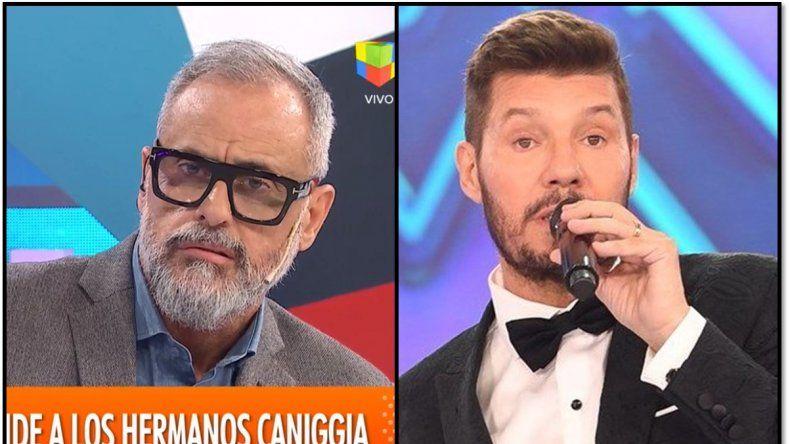Fuerte crítica de Rial a Tinelli y Bailando por un Sueño: La esencia del programa es violenta y discriminatoria