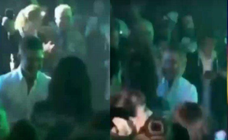 ¿Hay romance? Adrián Suar y Julieta Díaz: baile, abrazo y beso, en un video