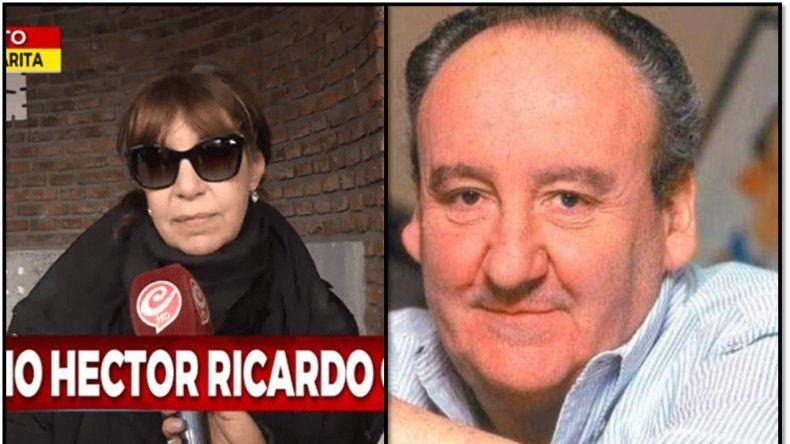 La familia de Hector Ricardo García quiere echar a Anabela Ascar de su casa: guerra declarada