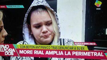 Morena Rial extendió la perimetral para su bebé: Facundo necesita tratamiento