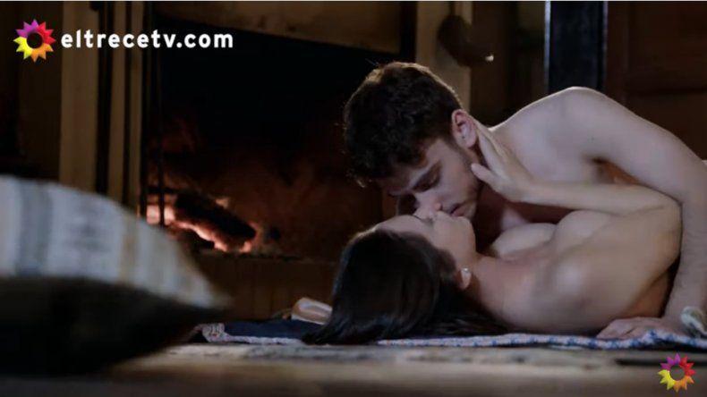 El momento más esperado en ATAV: la noche de pasión de Bruno y Lucía