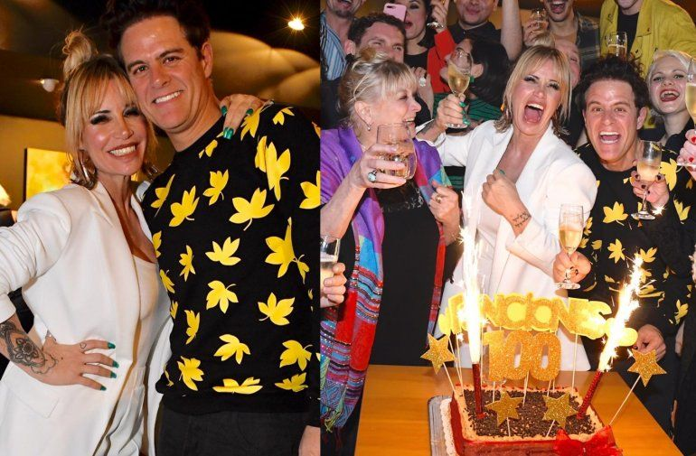 Cabaret celebró sus primeras 100 exitosas funciones