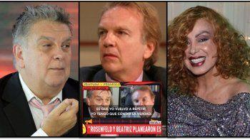 Audio revelador: Luis Ventura y Ferriols arman un pacto para bajar los juicios de Beatriz Salomón