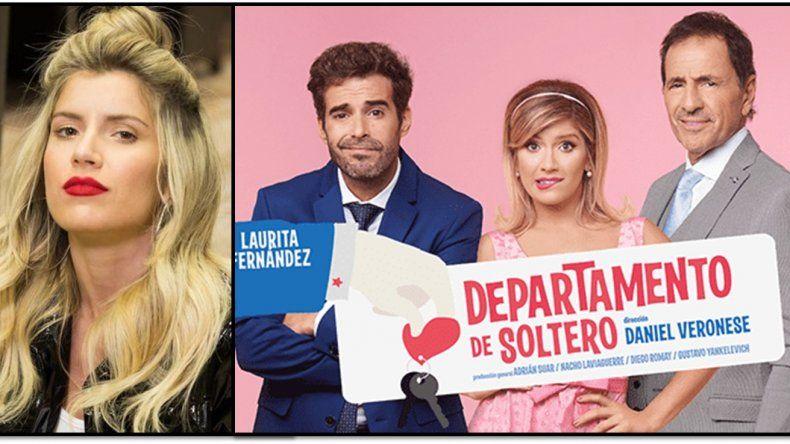 Laurita Fernández habló después de la escandalosa noche en donde Cabré tuvo que parar la función