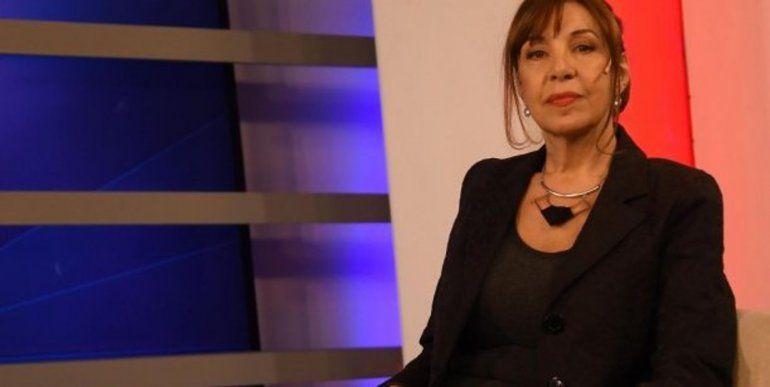 Luego del escándalo, Anabela Ascar radicó una denuncia por violencia doméstica al ex yerno de su esposo, Héctor Ricardo García, en el juzgado