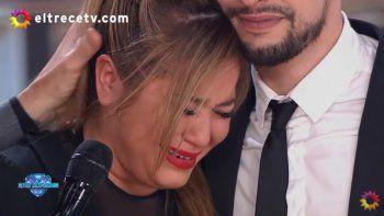 Karina La Princesita se quebró en llanto: De acá en adelante habrá una mujer más fuerte