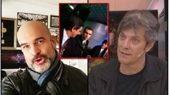 Mario Pergolini y Nacho Goano se mofan al recordar el conflicto de los ex CQC