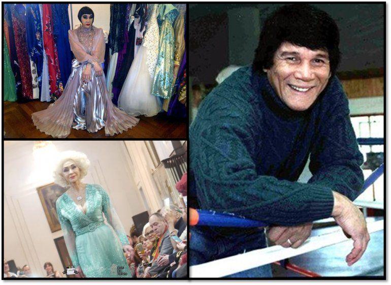 Muestran a la última mujer de Carlos Monzón: una modelo santafesina que desfila con Piazza
