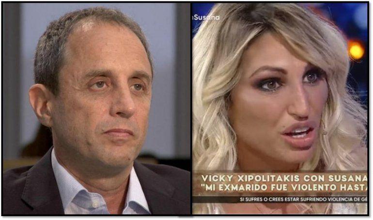 Ernesto Tenembaum se conmovió con el drama de Vicky Xipolitakis: Le creo todo, me da pena