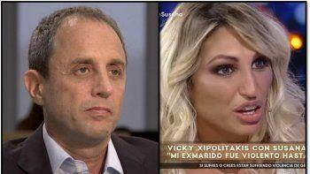 Ernesto Tenembaum se conmovió con el drama de Vicky Xipolitakis: Le creo todo