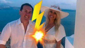 Aseguran que Vicky Xipolitakis y Javier Naselli estuvieron juntos por contrato: Los detalles