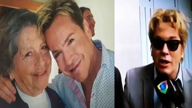 Fuerte denuncia de Guido Süller de mala praxis por la muerte de su madre: La envenenaron