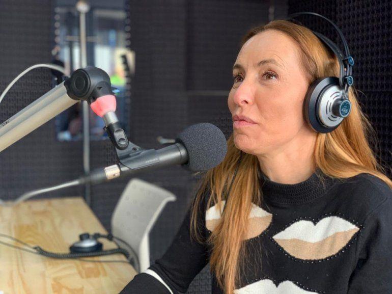 ¿Mensaje para alguna colega? Analía Franchín, explosiva: Soy la mejor panelista de la televisión