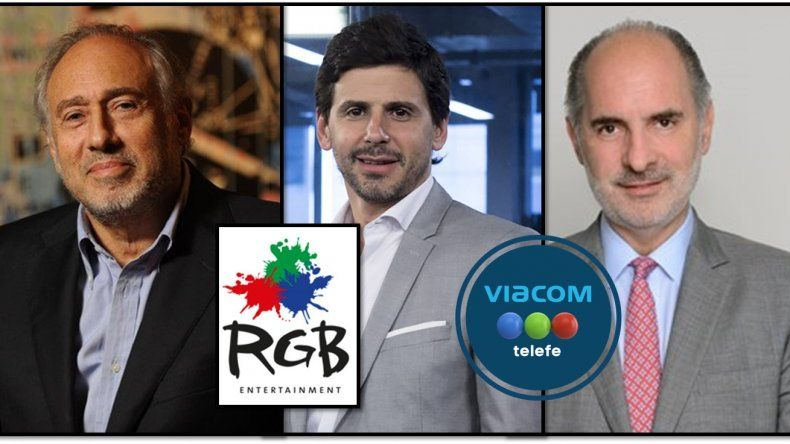 Viacom y RGB Entertainment firman alianza estratégica