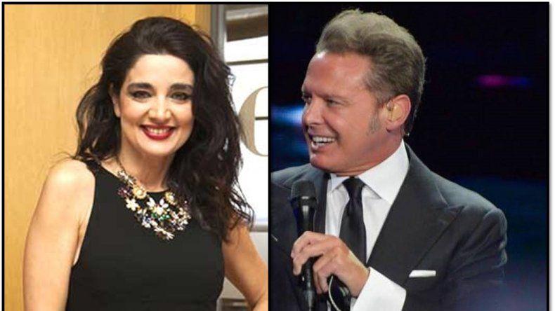 El romance de Luis Miguel y una conductora de televisión argentina estará en la segunda temporada de la serie