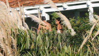 Aparecen nuevas imágenes que confirman un romance entre Juana Viale y el ex ministro Pancho Cabrera