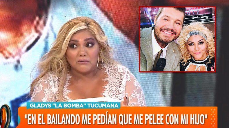 Duras críticas de Gladys, la Bomba Tucumana a  Bailando por un sueño: Me sentí dolida, sacaron lo peor de mí