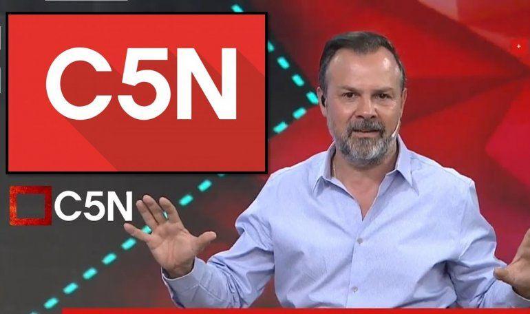 El Gato Silvestre habló del buen momento de C5N: Creo que tiene que ver con contar la realidad
