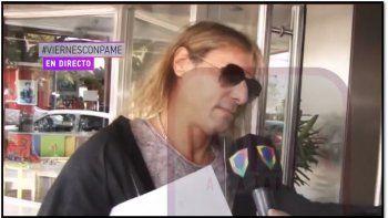 Violento y separado: Caniggia terminó agrediendo a un cronista; mirá el video
