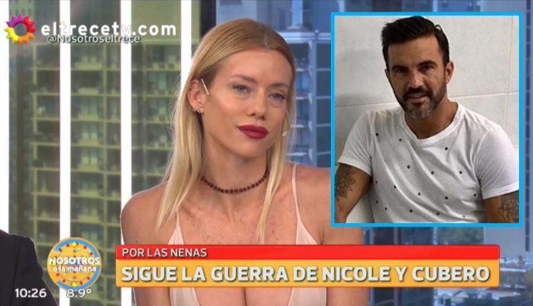 Nicole Neumann habló de la filtración del video: No se respetan los acuerdos firmados ante la justicia