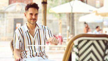 Patricio Arellano: Vuelvo a Buenos Aires a celebrar mis 10 años como cantante