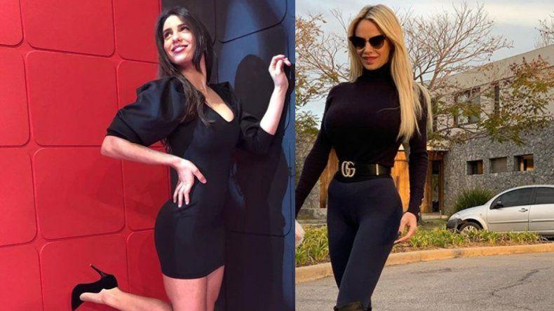 El extraño pedido de Cinthia Fernández: ¿quiere bailar con Luciana Salazar?