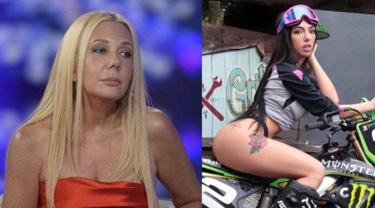 La respuesta de Sofía Bonelli, la pareja de Claudio Caniggia, a Mariana Nannis: Pobre señora, me da lástima, se expone como una loca