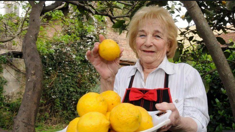 Murió Blanca Cotta, la gran cocinera de la televisión argentina