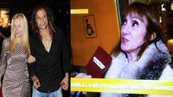 Escándalo Caniggia-Nannis; Habló la mejor amiga de Mariana: El año pasado estuvieron juntos