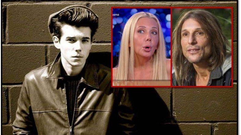 Apareció Axel Kevin Caniggia: ¿a quién apoya el hijo de bajo perfil de Mariana Nannis y Claudio Paul?